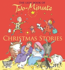 The Lion Book of Two-Minute Christmas Stories, Hardback Book