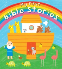 My First Bible Stories, Hardback Book