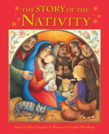 The Story of the Nativity, Paperback Book