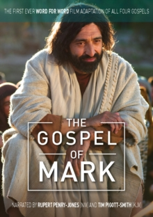 The Gospel of Mark : The First Ever Word for Word Film Adaptation of all Four Gospels, DVD video Book