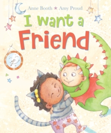 I Want a Friend, Paperback Book