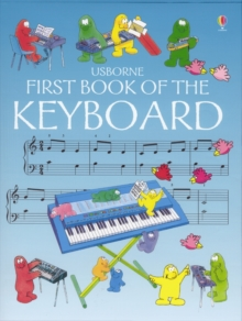 First Book of the Keyboard, Paperback / softback Book
