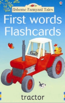 Farmyard Tales First Words Flashcards, Novelty book Book
