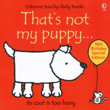 That's Not My Puppy, Board book Book