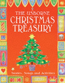 The Usborne Christmas Treasury, Hardback Book