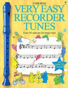 Very Easy Recorder Tunes, Paperback Book