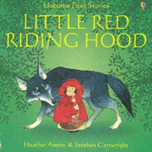 Little Red Riding Hood, Paperback Book