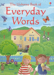 Everyday Words in English, Paperback Book