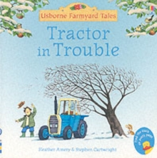 Tractor In Trouble, Paperback Book