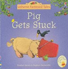Pig Gets Stuck Sticker Book, Paperback Book