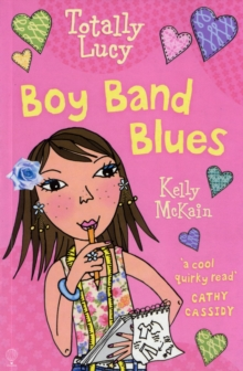 Boy Band Blues, Paperback Book
