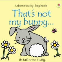 That's Not My Bunny, Board book Book