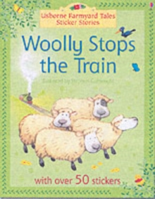 Woolly Stops the Train, Paperback Book