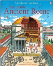 See Inside : Ancient Rome, Hardback Book