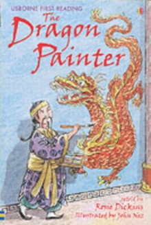 The Dragon Painter : Level 4, Hardback Book
