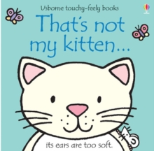 That's Not My Kitten, Board book Book