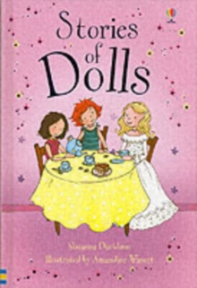 Stories Of Dolls, Hardback Book