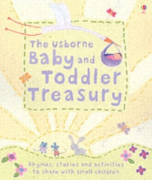 Baby And Toddler Treasury, Hardback Book