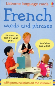 French, Cards Book