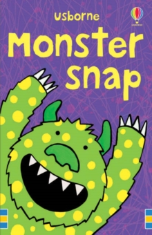 Monster Snap, Cards Book