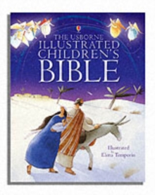 Illustrated Children's Bible, Hardback Book