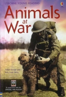 Animals At War, Hardback Book