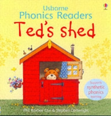 Ted's Shed Phonics Reader, Paperback Book