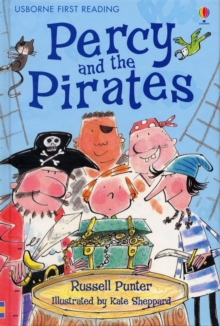 Percy And The Pirates, Hardback Book