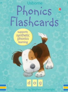 Phonics Flashcards, Novelty book Book