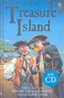 Treasure Island, CD-Audio Book