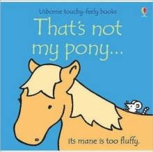 That's Not My Pony, Board book Book