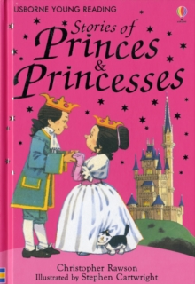 Stories of Princes and Princesses, Hardback Book