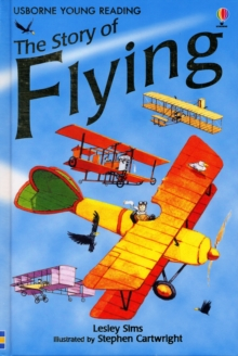 The Story of Flying, Hardback Book