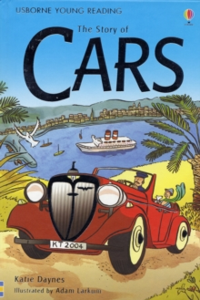 The Story of Cars, Hardback Book