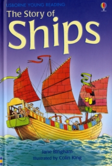 The Story of Ships, Hardback Book