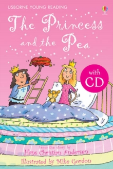 The Princess and the Pea DVD Pack, CD-Audio Book