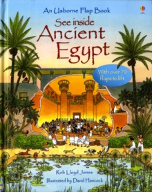 See Inside Ancient Egypt, Hardback Book