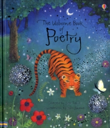 The Usborne Book of Poetry, Hardback Book