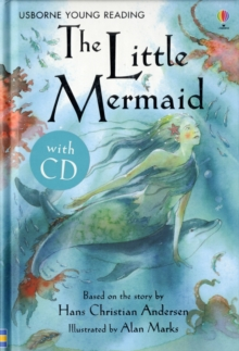 The Little Mermaid, CD-Audio Book