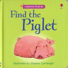 Find the Piglet, Hardback Book