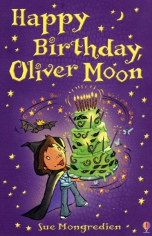 Happy Birthday, Oliver Moon, Paperback Book