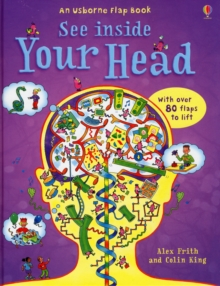 See Inside: Your Head, Hardback Book