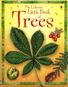 Little Book of Trees, Hardback Book