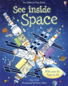 See Inside Space, Hardback Book