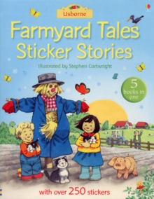 Farmyard Tales Sticker Stories, Paperback Book
