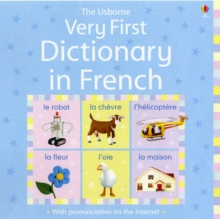 Very First Dictionary in French, Hardback Book