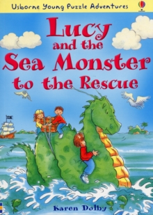 Lucy and the Sea Monster to the Rescue, Paperback Book