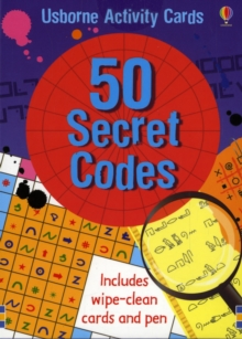 50 Secret Codes, Novelty book Book