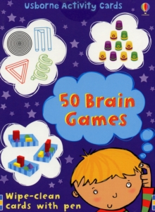 50 Brain Games, Novelty book Book