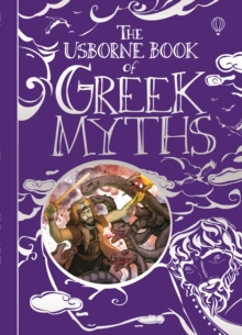 Greek Myths, Hardback Book